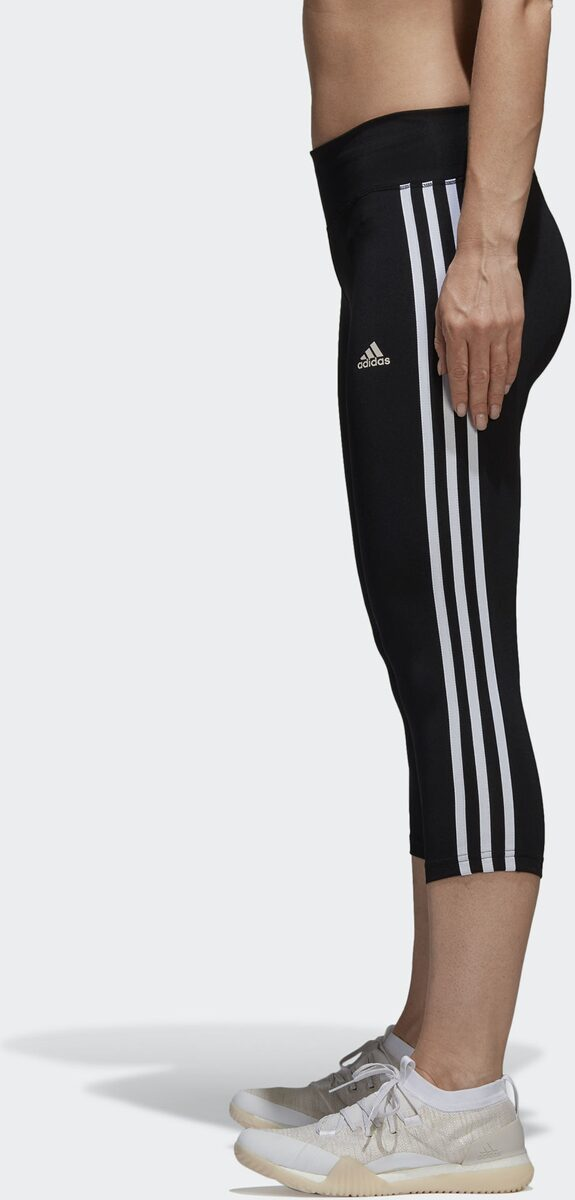 1ee2adba773eb ... Vorschau: ADIDAS Damen Design 2 Move 3-Streifen 3/4-Tight in ...