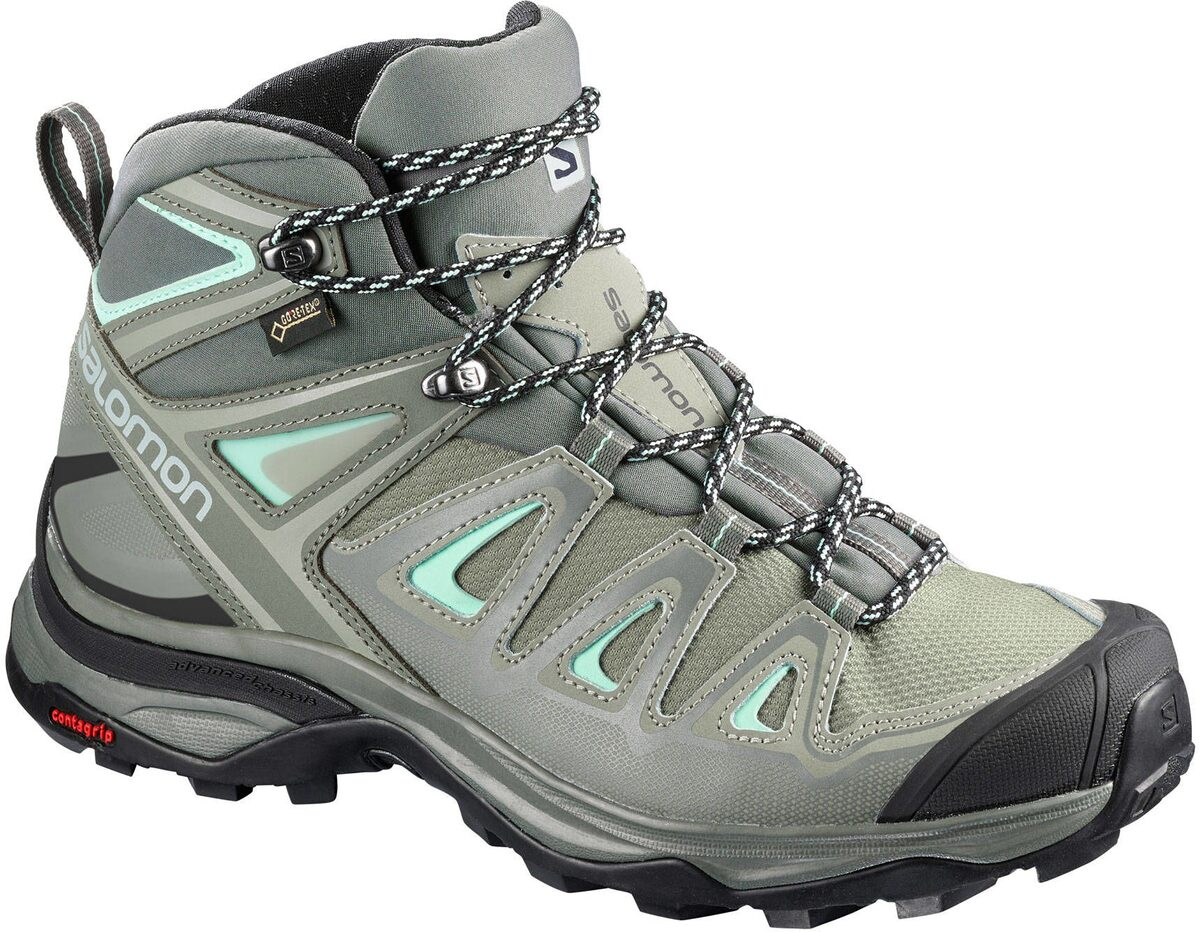 SALOMON Damen Schuhe X ULTRA 3 MID GTX® W