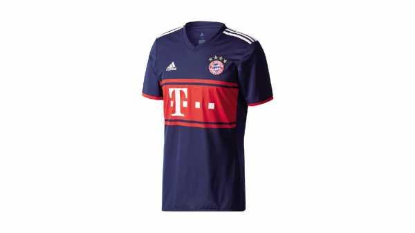 Adidas Replik Adidas FC Bayern München Auswärtstrikot