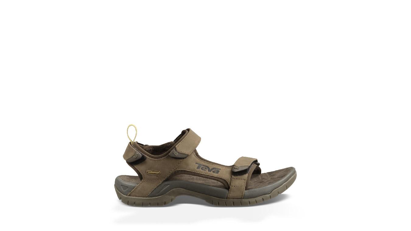 TEVA Herren Sandale Tanza Leather