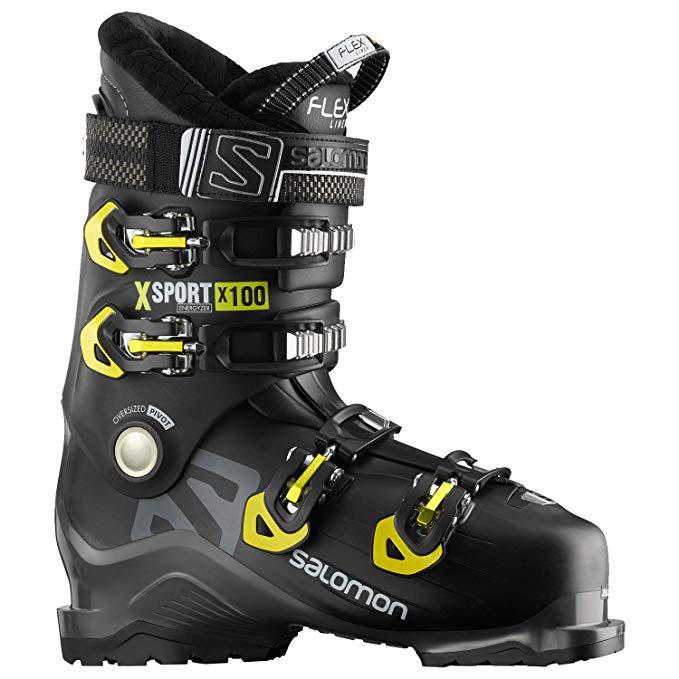 SALOMON Herren Skistiefel ALP. BOOTS X Sport X100