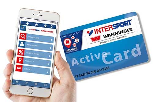 Klettergurt Set Intersport : App intersport wanninger